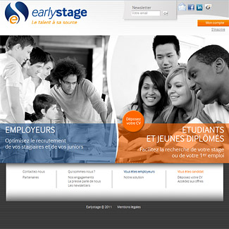 Earlystage, le talent à sa source