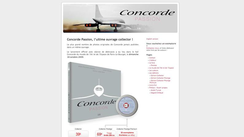 Concorde Passion