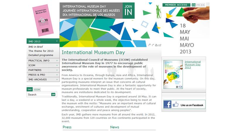 Journée des Musées – IMD
