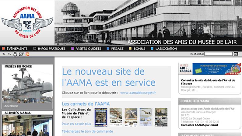 AAMA MuseeAirEspace