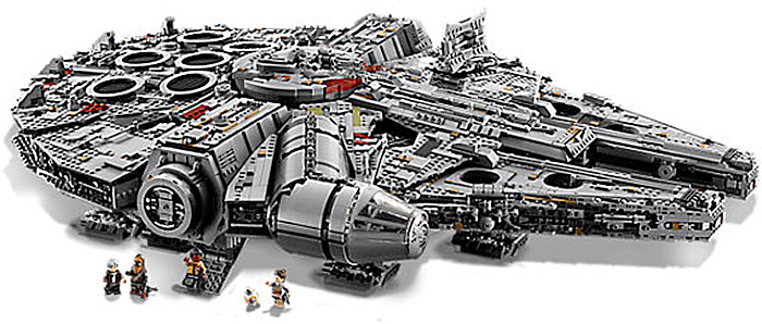 Lego Millenium